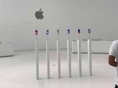 iPhone X prezentare Steve Jobs 2