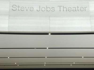 iPhone X prezentare Steve Jobs 6