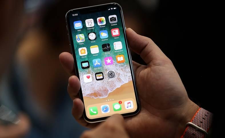 iPhone X productie Apple