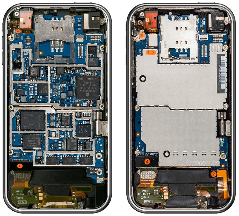 iPhone interior 10 ani 1