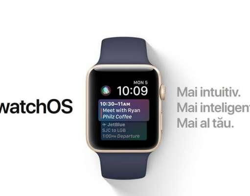 watchOS 4.0.1