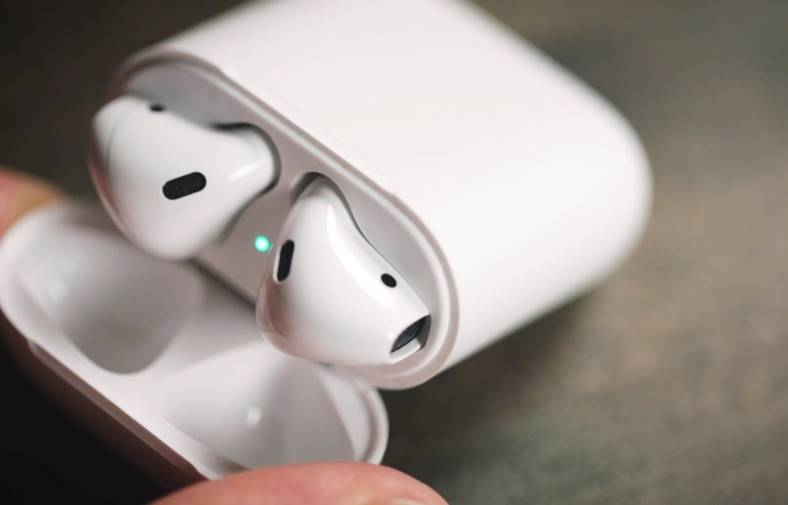 AirPods truc apple