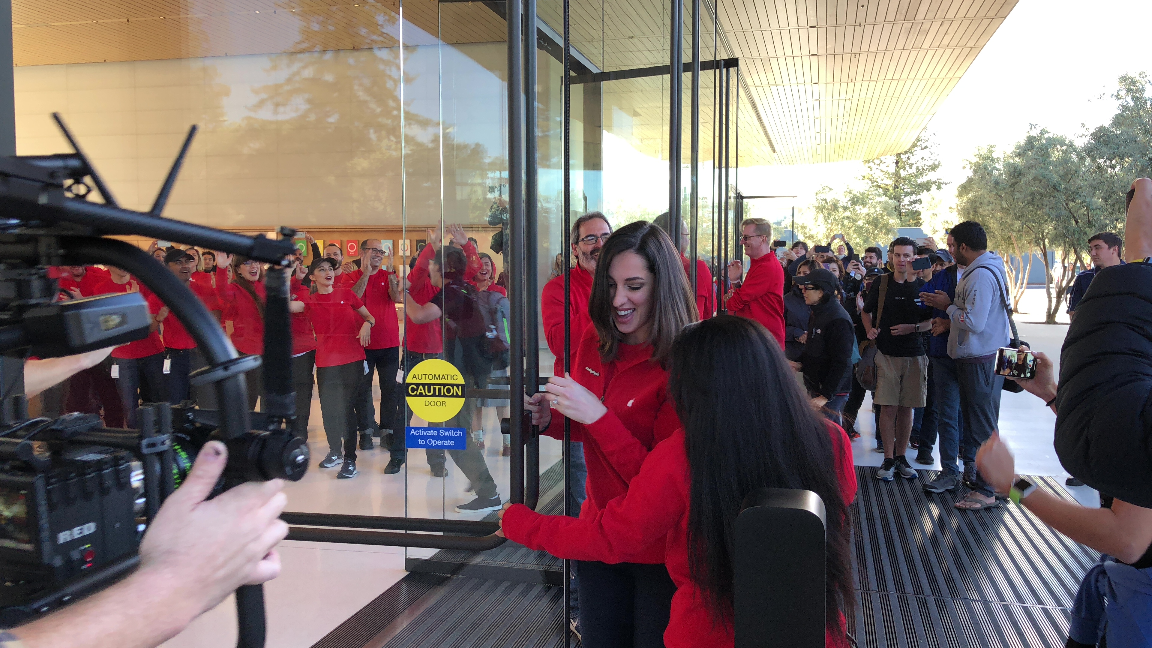 Apple Park deschidere oficiala 4