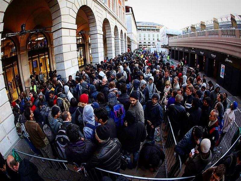 Apple Store Londra