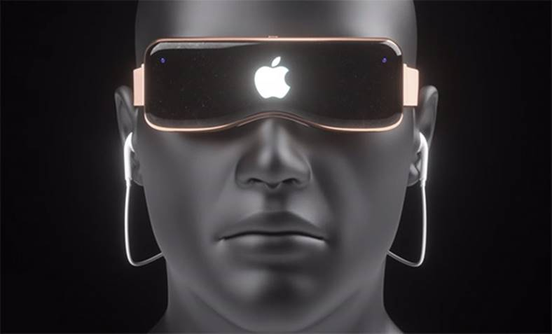 Apple casca realitate virtuala