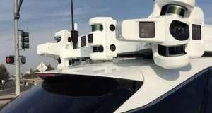 Apple ghidare autonoma masini