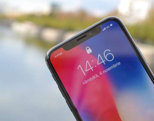 Apple iPhone 2018 modem LTE