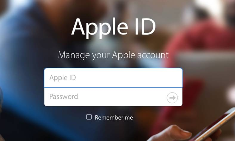 Apple schimbare Apple ID