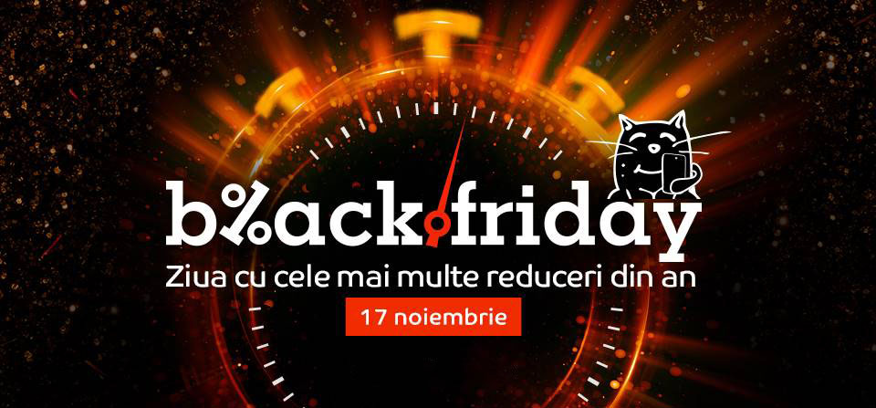 Black Friday 2017 eMAG 14 oferte reduceri noi produse