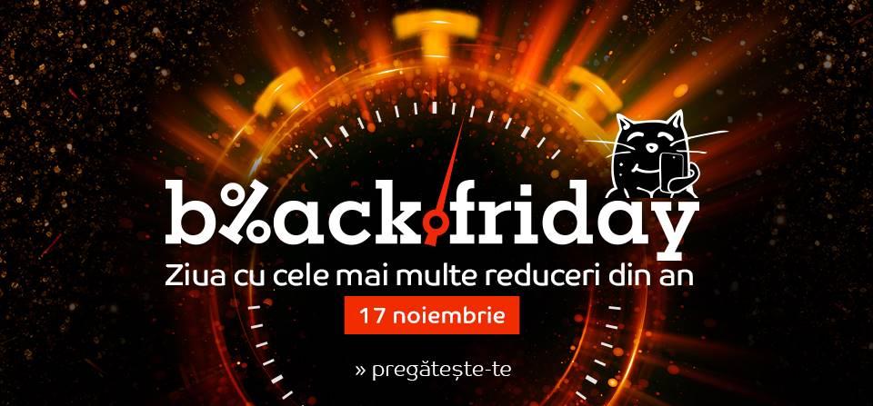 Black Friday 2017 eMAG lista reduceri produse