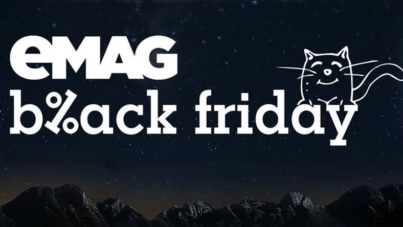 Black Friday 2017 eMAG top 10 produse