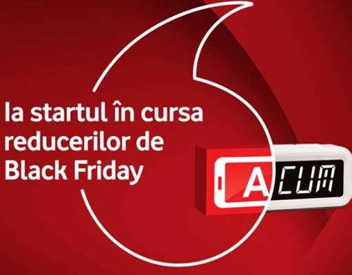 Black Friday 2017 reduceri Vodafone