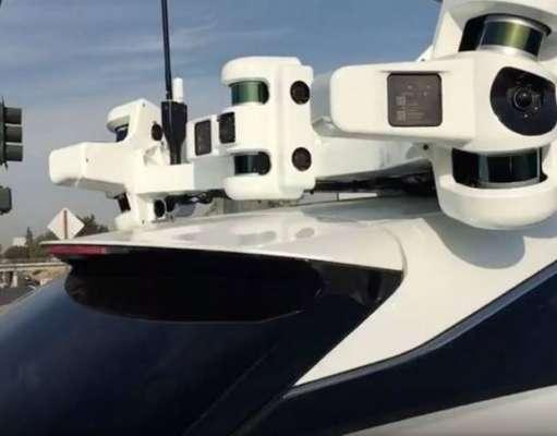 Chrysler Apple masini autonome