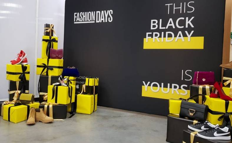 Fashion Days Black Friday 2017 reduceri oferte