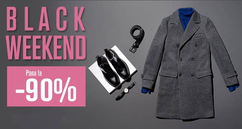Fashion Days Black weekend reduceri black friday