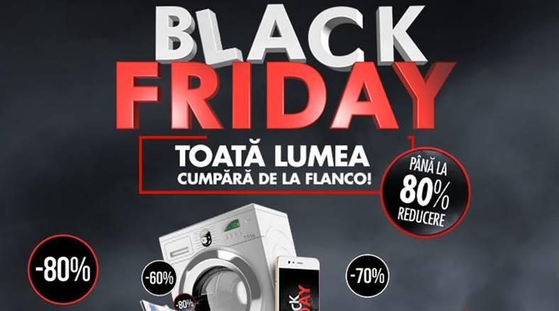 Flanco reduceri Black Friday