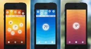 Haze iPhone reducere