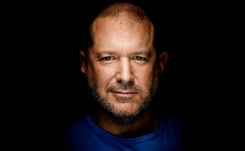 Jony Ive iPhone X design