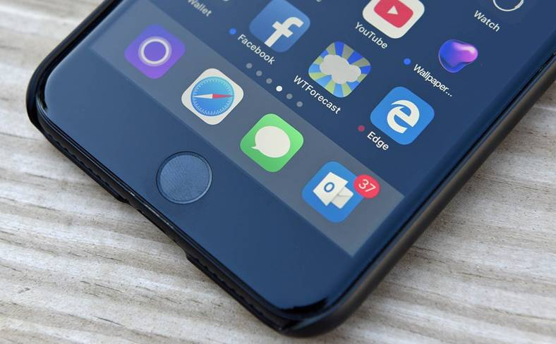 Microsoft Edge iPhone Android