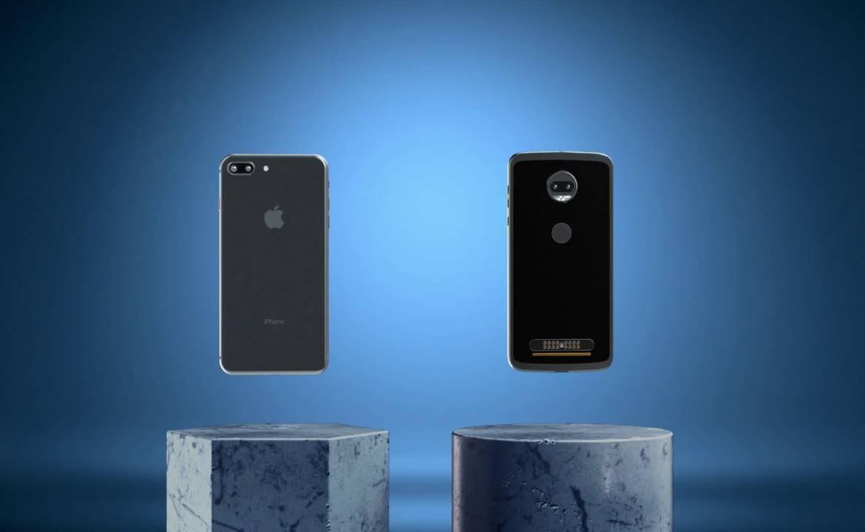 Motorola Ironizeaza iPhone