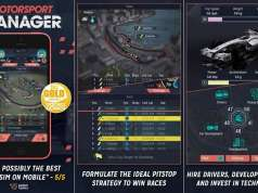 Motorsport Manager Mobile