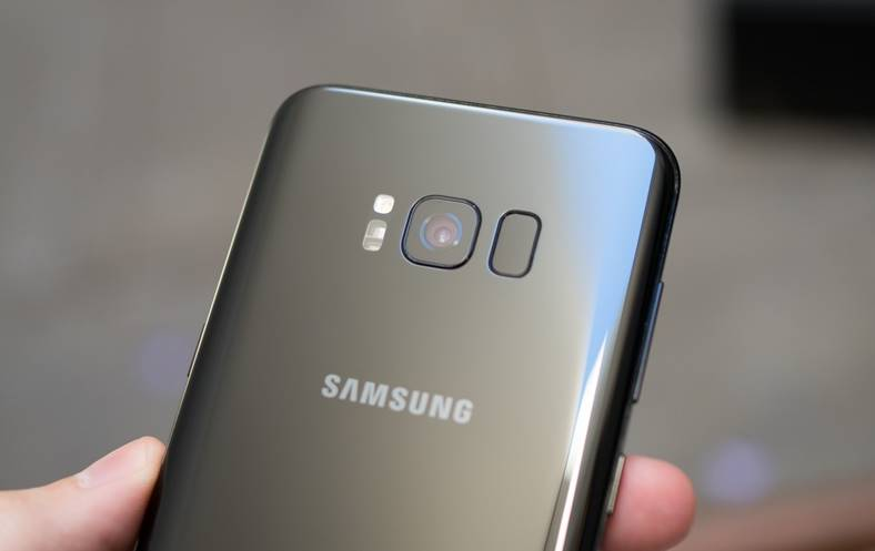 Samsung Galaxy S8 probleme camera