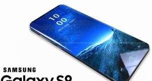 Samsung Galaxy S9 concept doresti feat