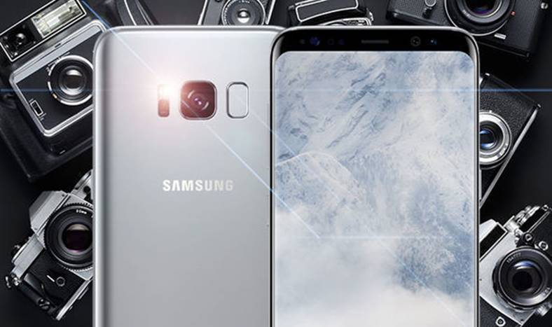 Samsung Galaxy S9 cpia face id