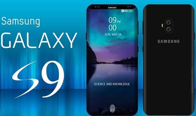 Samsung Galaxy S9 exclusiv lansare