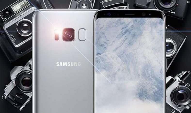 Samsung Galaxy S9 schite tehnice design