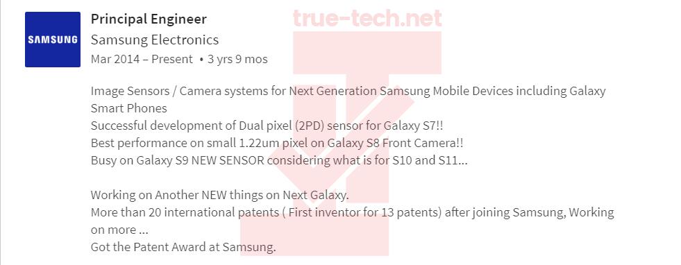 Samsung Galaxy S9 si Doua Noi Functii Majore 2