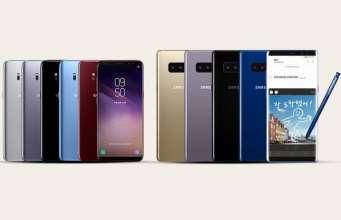 Samsung roaga iPhone