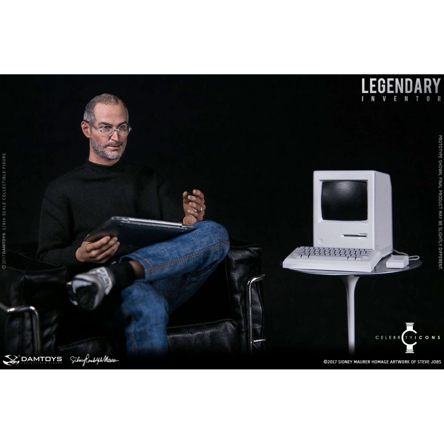 Steve Jobs figurina 1