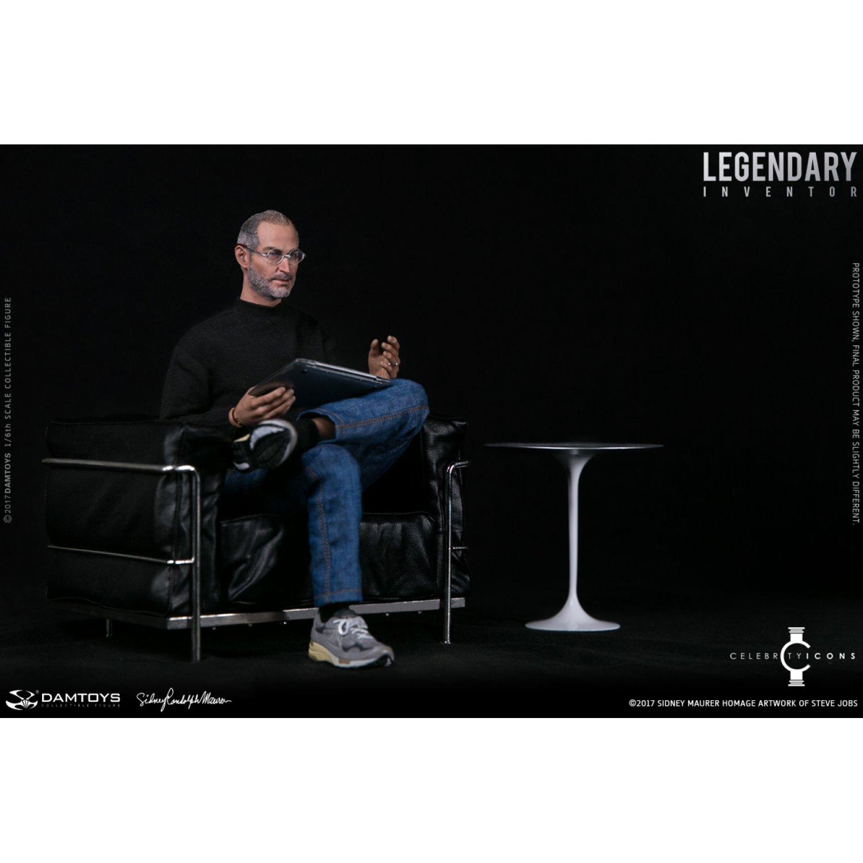 Steve Jobs figurina 2