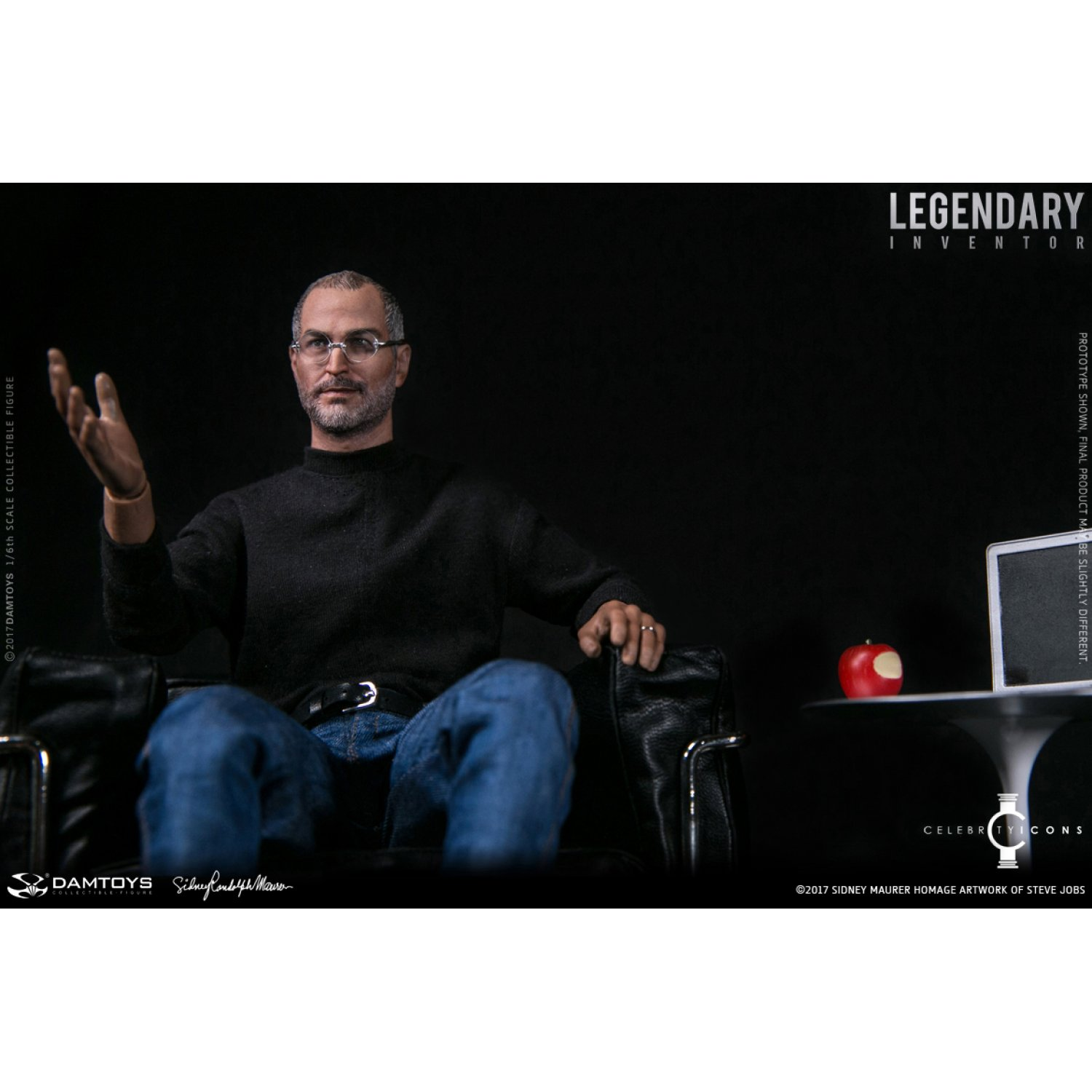 Steve Jobs figurina 3