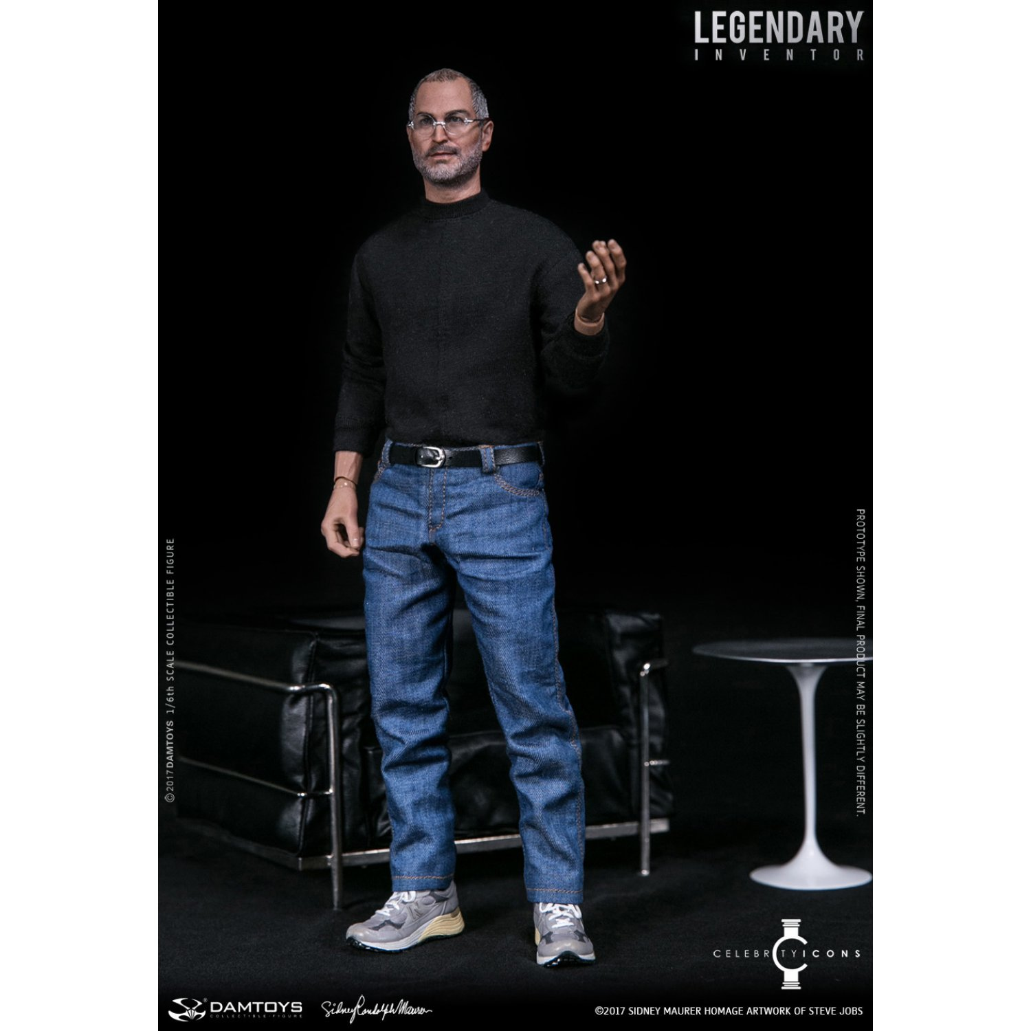 Steve Jobs figurina 4
