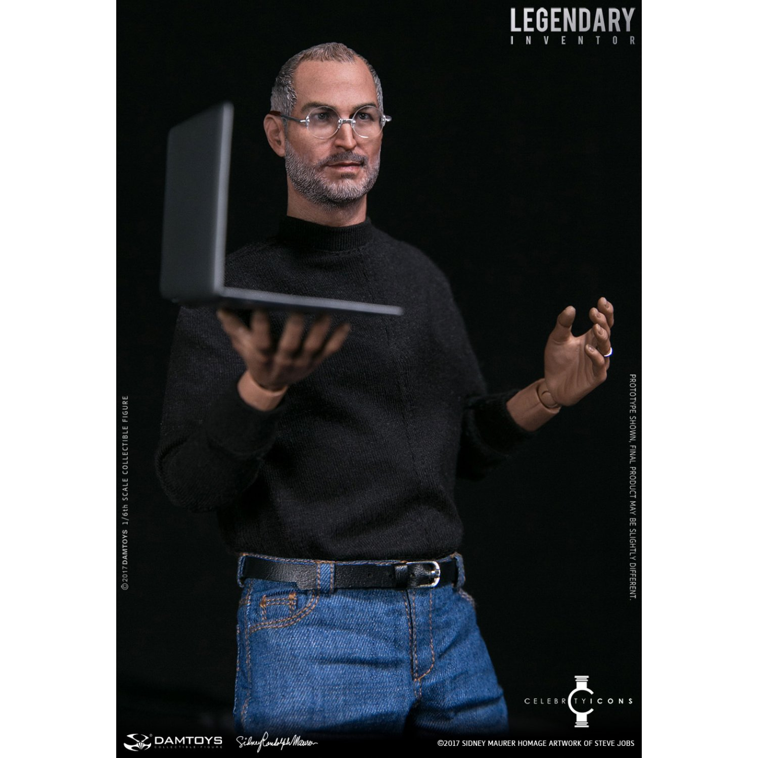 Steve Jobs figurina 5