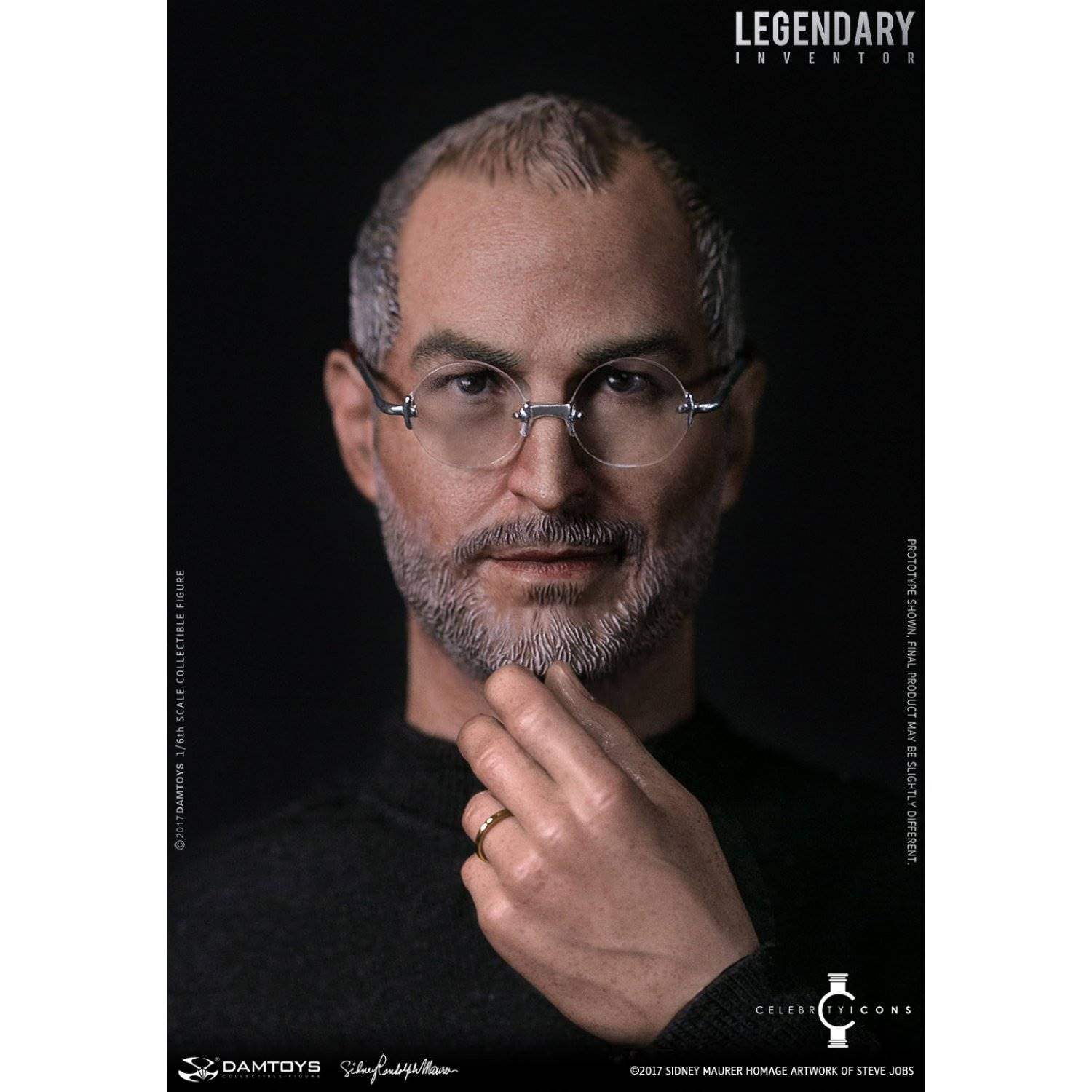 Steve Jobs figurina 6