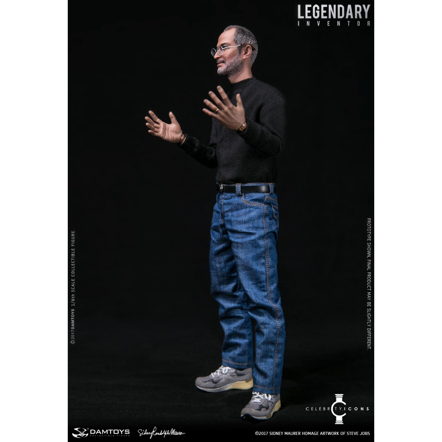 Steve Jobs figurina 7