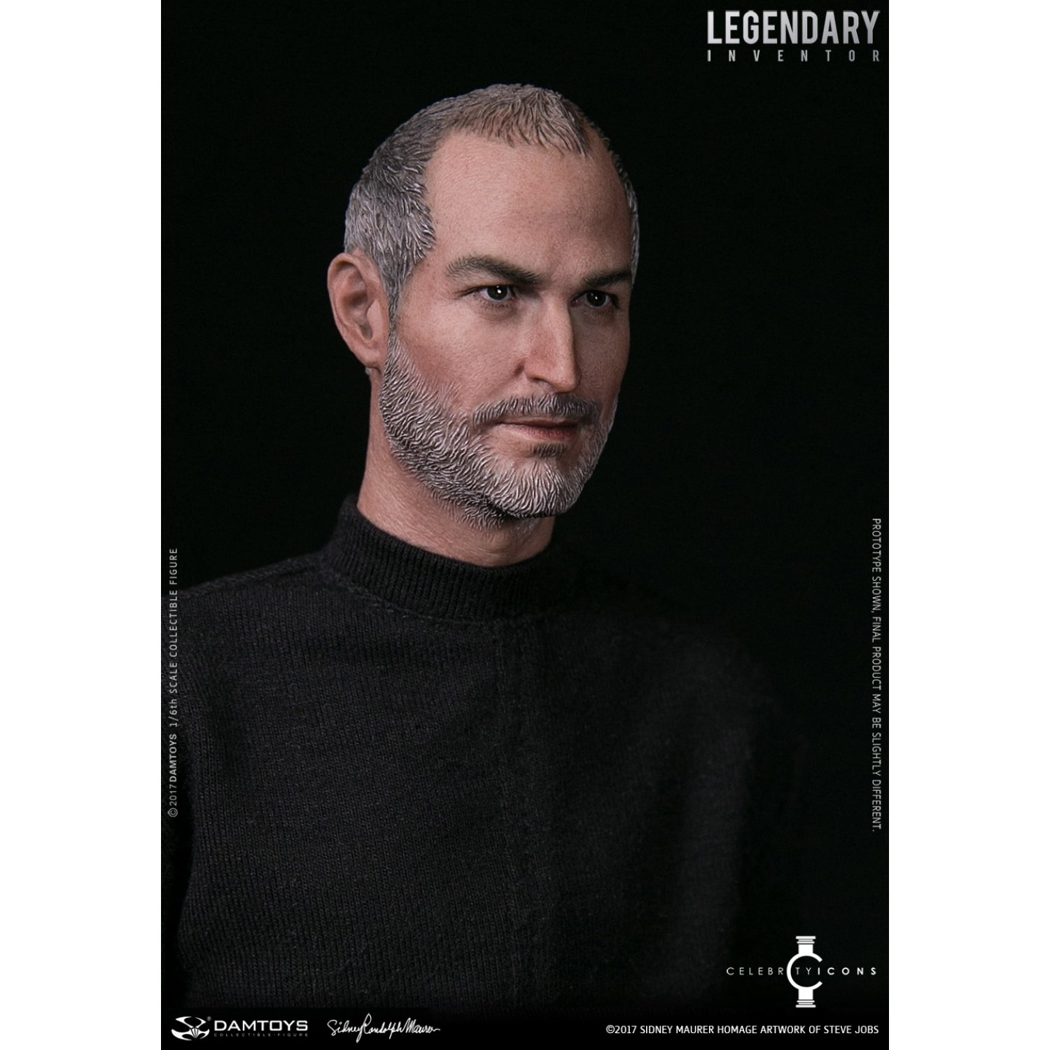 Steve Jobs figurina 8