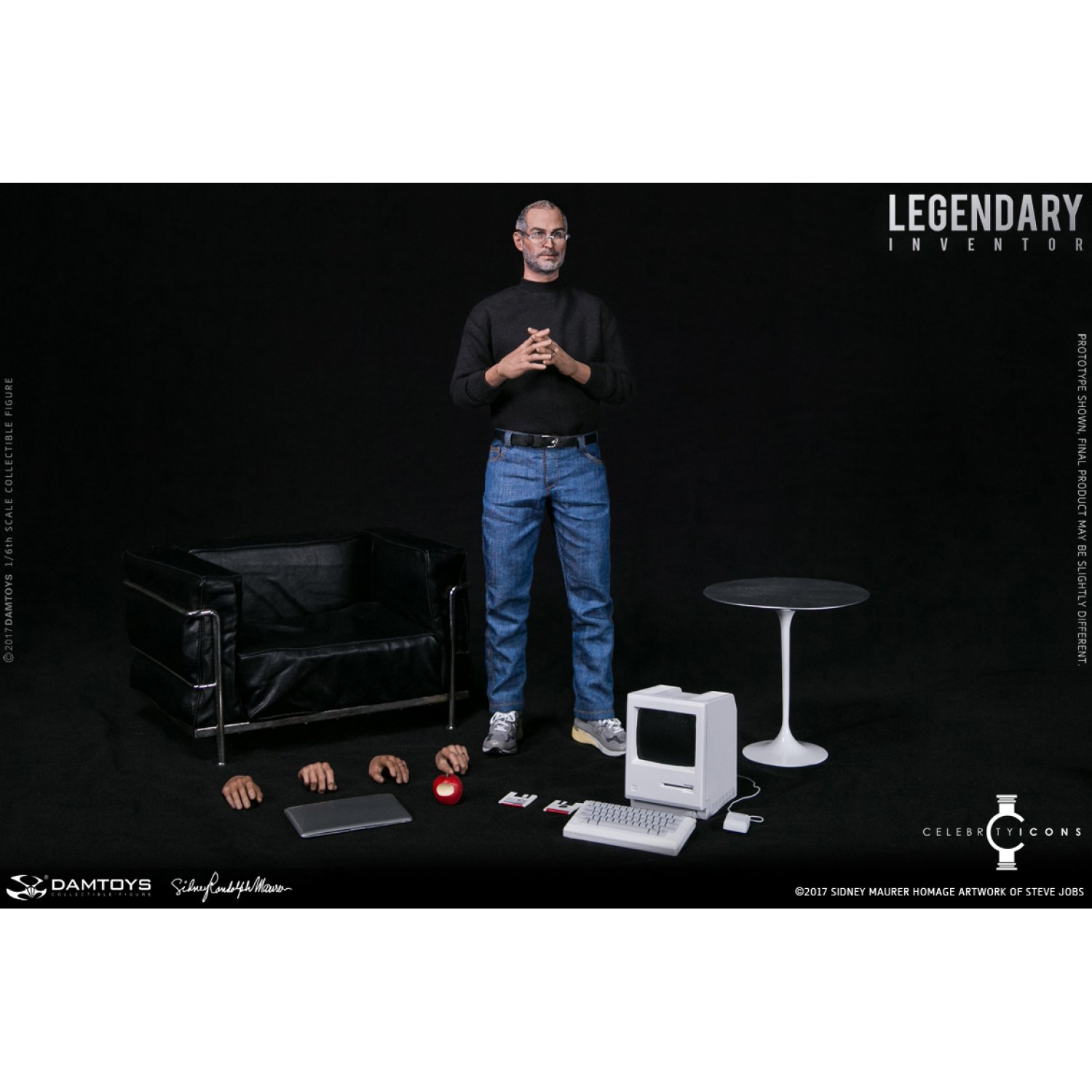 Steve Jobs figurina 9