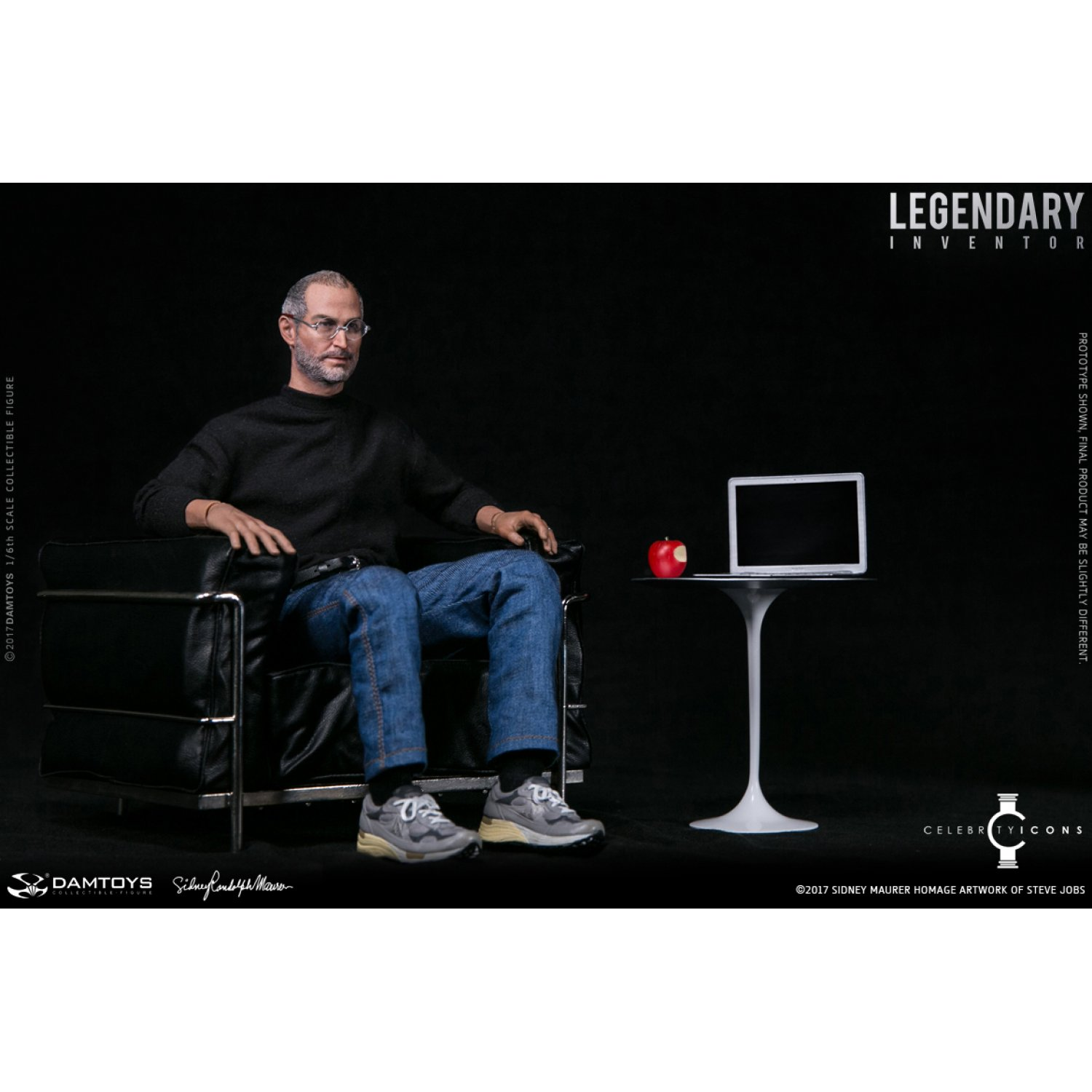 Steve Jobs figurina