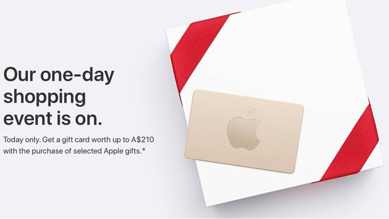 apple oferte black friday