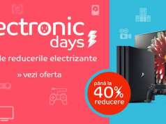 eMAG 1 noiembrie Oferte Electronic Days