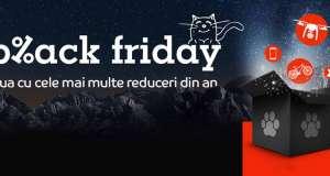 eMAG Black Friday 2017 produse mega reduceri