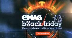 eMAG Black Friday 2017 reduceri oferte