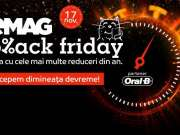 eMAG Black Friday vanzari 6 ore