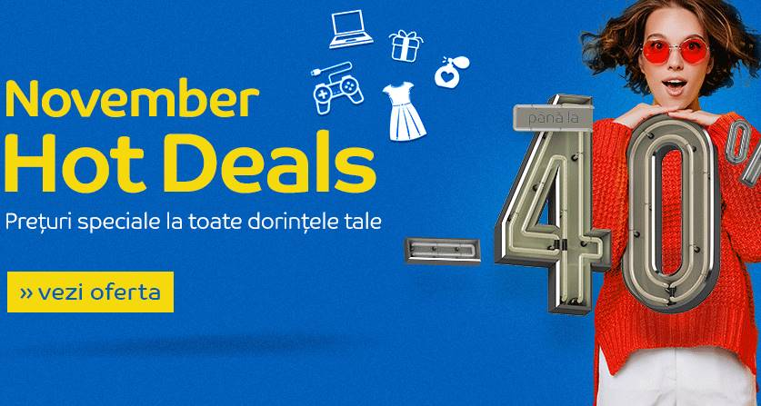 emag reduceri november hot deals