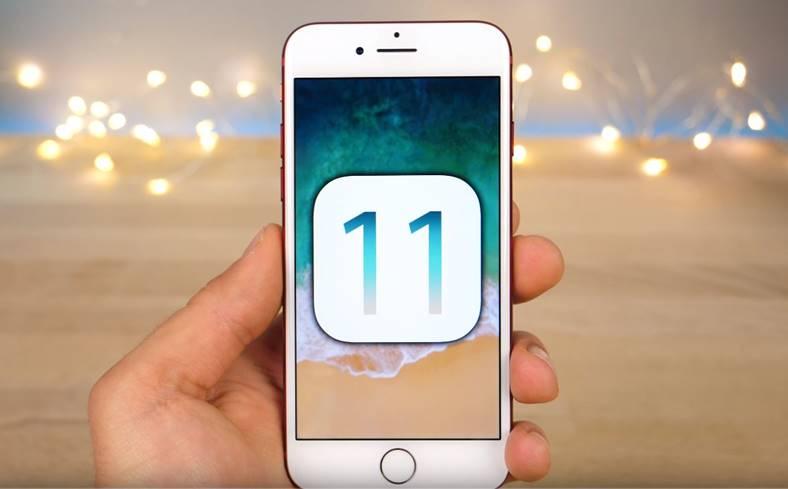 iOS 11 problema scriere