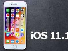 iOS 11.1.1 autonomie ios 11.1
